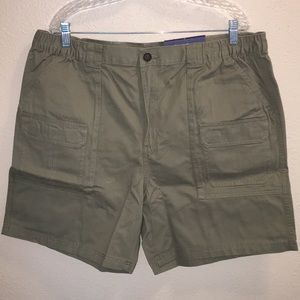 NWT Men's Croft & Barrow Cargo Shorts Size 40